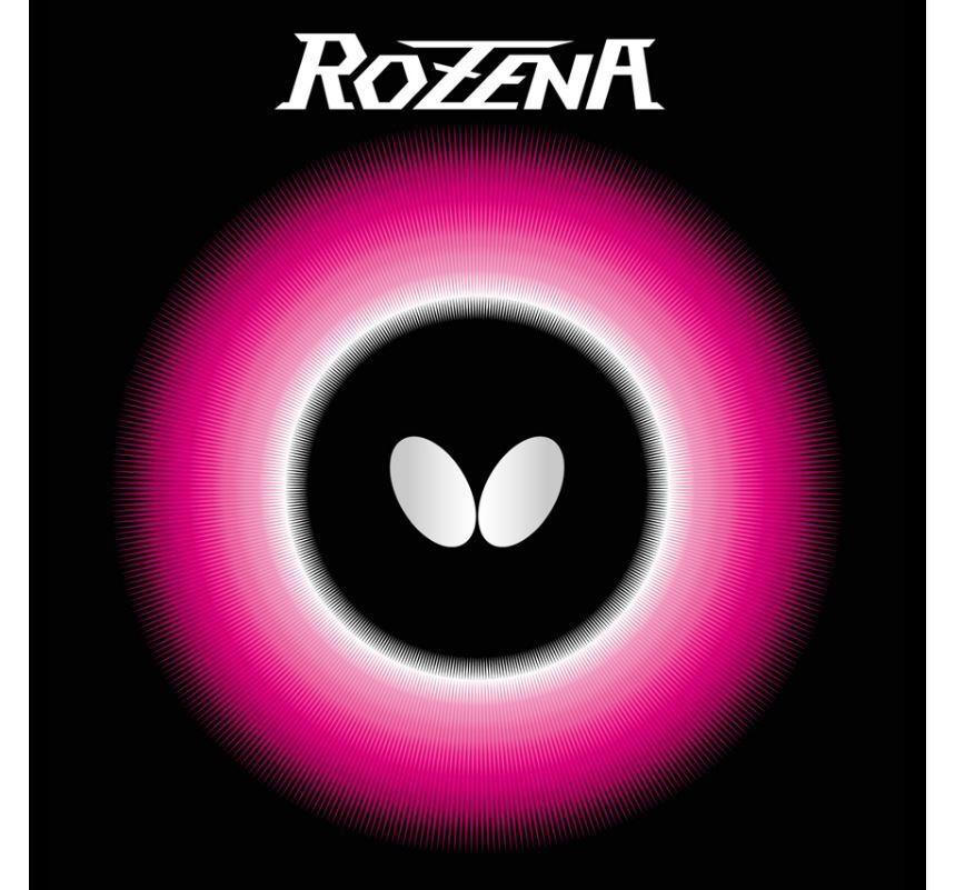 Butterfly Rozena Table Tennis Ping Pong Rubber Sponge