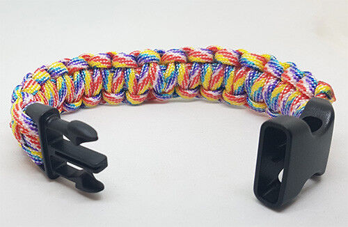 Rainbow Unicorn Badged Bracelet A Great Gift