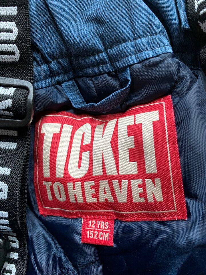 Skitøj, Skibukser, Ticket to Heaven