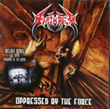 TORTURER - Oppressed by the force CD (Rawforce, 2003) *rare OOP Re-Issue