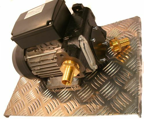 230V Dieselpumpe Heizöl Hydrauliköl Kraftstoffpumpe Heizölpumpe Ölpumpen