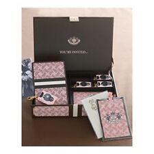NEW Juicy Couture VIP Prom Grad Party Invitation digital camera kit pink RARE!
