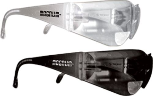 068 Magnum Bi Focal Safety Reading Glasses 1.50 SMOKED