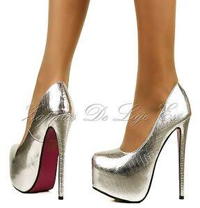 Espectaculares-zapatos-de-fiesta-Zapatos-de-tacon-nuevos-tallas-35-40