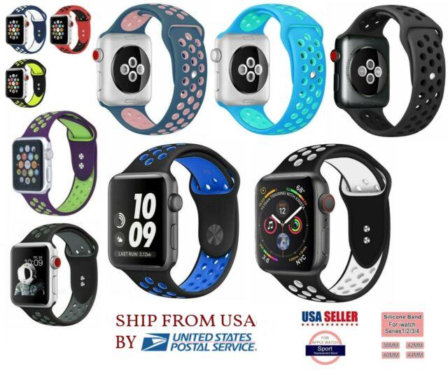 Apple Watch 42mm Orange Sport Band Mldk2zm A For Sale Online Ebay