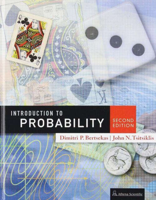 Introduction to Probability 2e by Dimitri Bertsekas - PB,