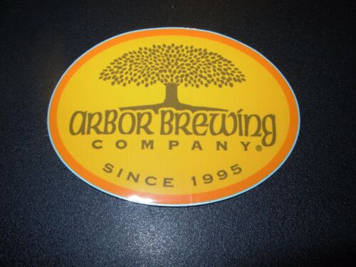 ARBOR ann michigan YelBrn Sacred Cow STICKER decal craft beer brewing brewery