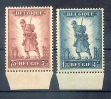 BELGIEN 1932 342-43 ** POSTFRISCH 400€(L3697