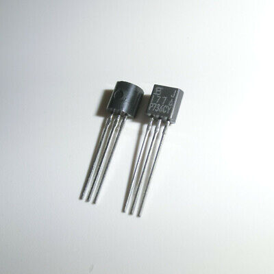 J175 J175/_D26Z TRANSISTOR JFET P-CHN 30V 0.35W TO-92 LOT OF 10