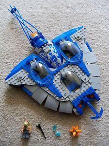 LEGO-Star-Wars-Rare-Gungan-Sub-9499-w-Jar-Jar-Binks-no-other-minifigs