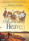 as It Is in Heaven 0705105268217 With Michael Nyqvist DVD Region 1