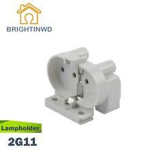 2G11 Base / 2G11 tube socket adapter connector for 4 Pin lamp holder