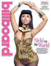Billboard Magazine, Nicki Minaj NEW