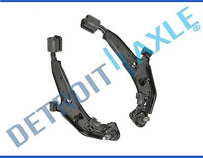 Detroit Axle Both 10-Year Warranty for 1996-1999 Infiniti I30 - Front Lower Driver /& Passenger Side Control Arm and Ball Joint Assembly 1995-1999 Nissan Maxima 2