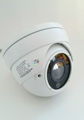 HDTVI 2MP 1080p VandalProof Outdoor Varifocal 2.8-12mm Sony CMOS 3X hd tvi