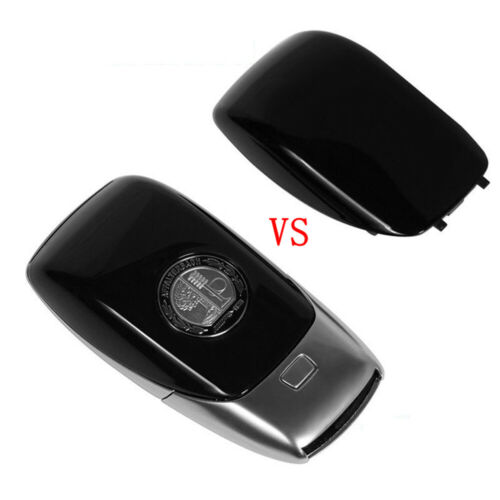 New ABS Remote Smart Key Shell Case for Benz S E Class 2016-2018