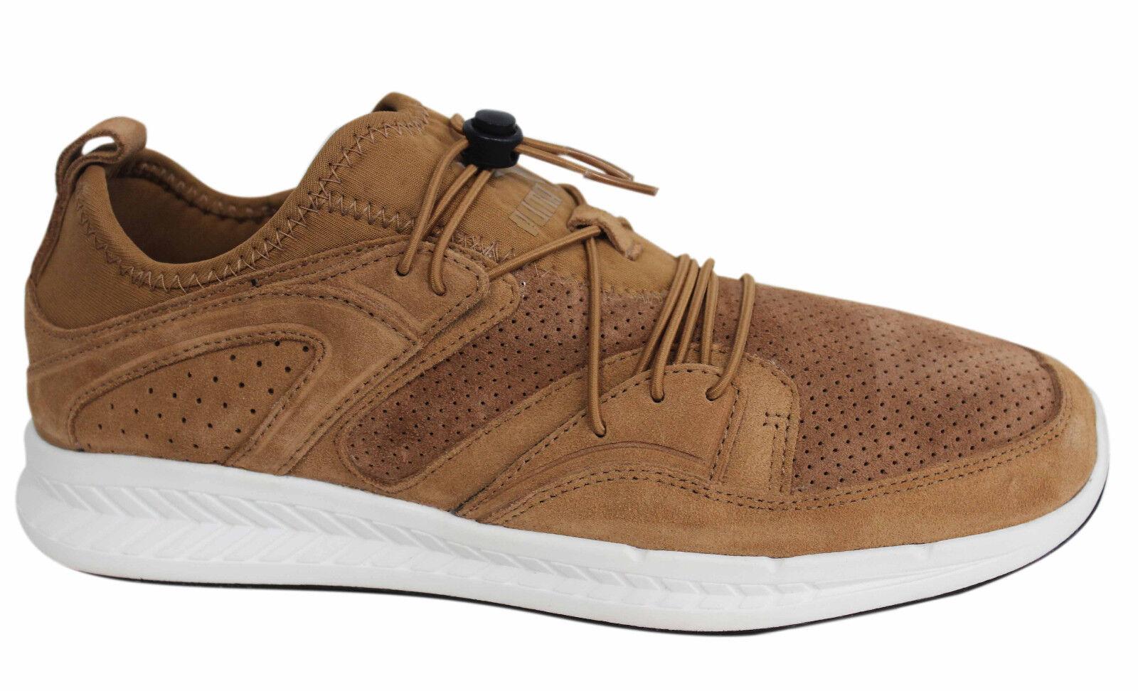 Puma Ignite Blaze Suede toggle Marrón Hombre Trainers zapatos 361585 02 U18 baratos zapatos Trainers de mujer zapatos de mujer b67957