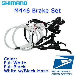 2 Pair MTB Mountain Bike Cycling Metal Disc Brake Pad for Shimano M395 M446 M515