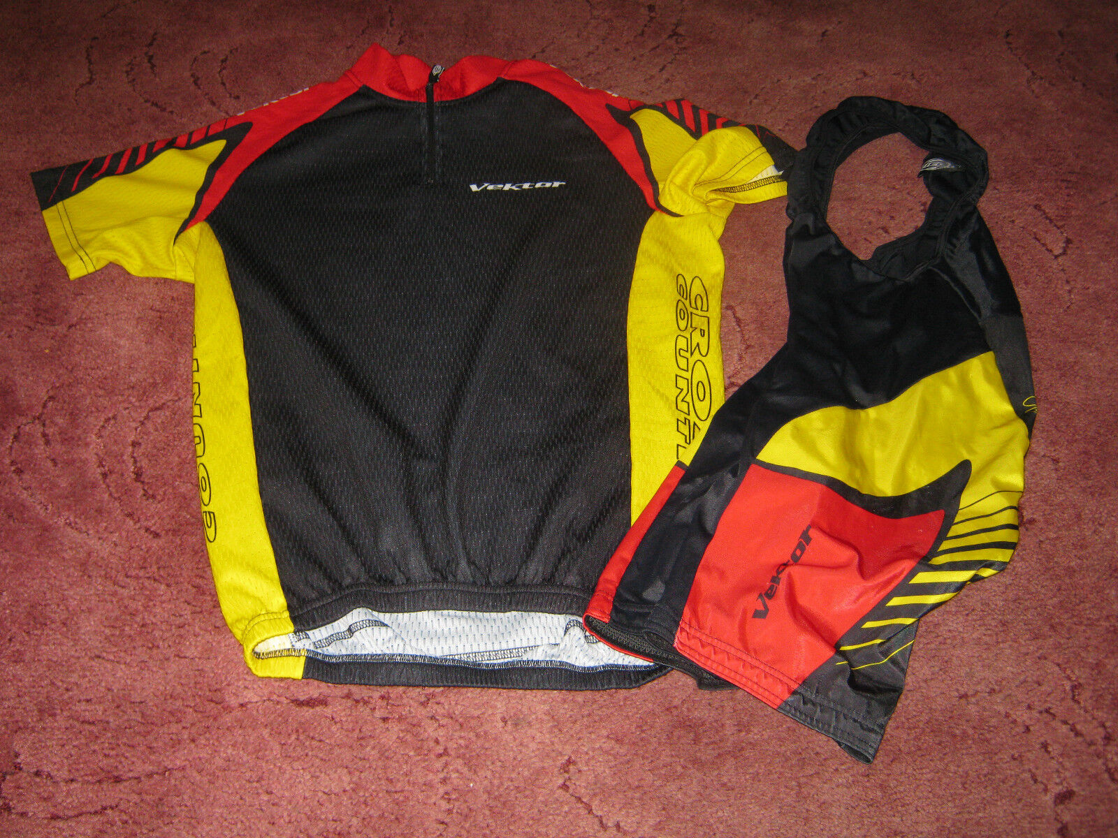 CIEGI VECTOR & Ciclismo in jersey ITALIAN Bib Shorts [M]
