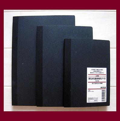 1 or 5pcs muji minimal brown kraft cover 6mm ruled A5 notebook 30 sheets