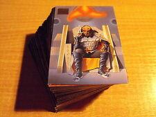 STAR TREK MASTER SERIES 2ND SET COMPLETE BASIC SET OF CARDS