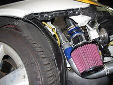 "3"" Cold Air Intake Pipe + Air Filter For 2008-09 Subaru Legacy 2.5T Turbo Black"