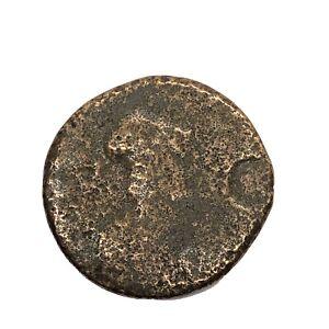 RARE-Ancient-Greek-Copper-Coin-Circa-450BC-100AD-Artifact-Old-Antiquity-B3