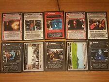 Star Wars CCG Coruscant Lot of 10 - Group BG