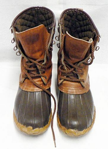 VERY NICE USED PAIR OF GOKENS HUNTING BOOTS SIZE 11