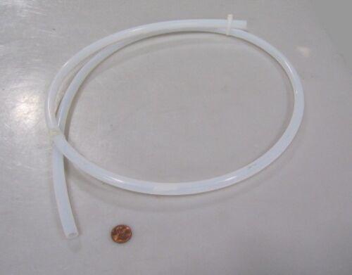 PTFE Metric Tubing Coiled 10mm ID x 12mm OD x 1mm Wall x 5 Foot Length