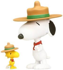 cc4682d111 Image is loading Medicom-Toy-Japan-SNOOPY-WOODSTOCK-Figure-UDF-Peanuts-