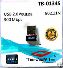 300 MBPS Mini Wireless USB ADAPTOR, 2.4 GHz,WiFi USB Adapter Wifi Dongle for PC