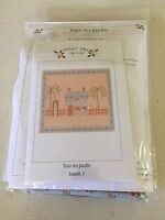 Holly Hill Quilt Designs Quilt Kit Tour Des Jardin Month 1 72x80