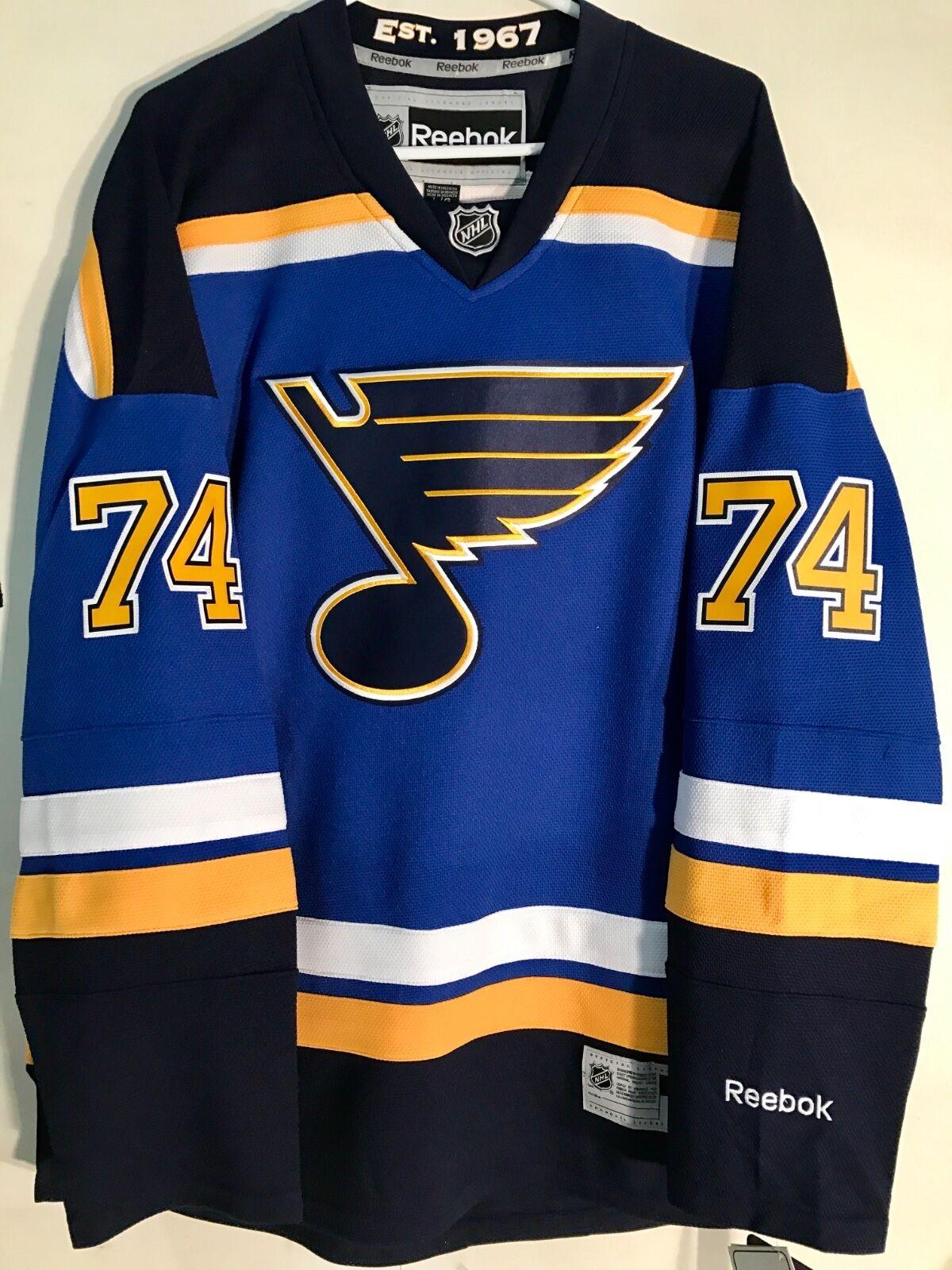 Reebok Premier NHL Jersey St.louis Blues T.j. Oshie Blue Sz S for ... 6bd0bcb05