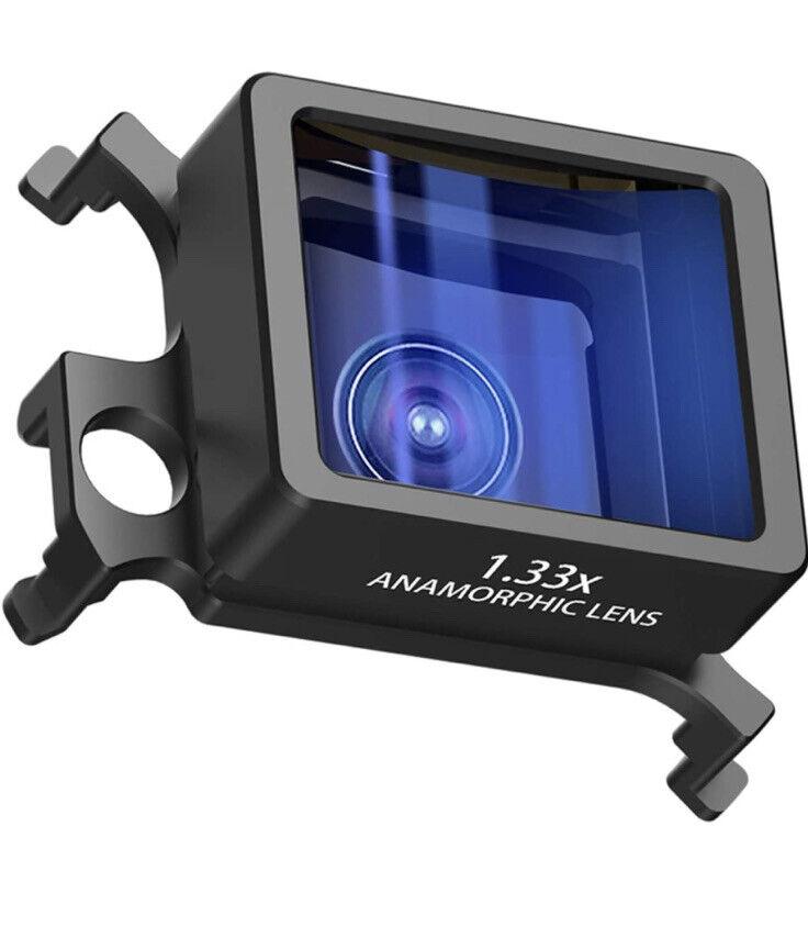 Mavic Air 2 Anamorphic Lens, ULANZI 1.33X Filmmaking Lens