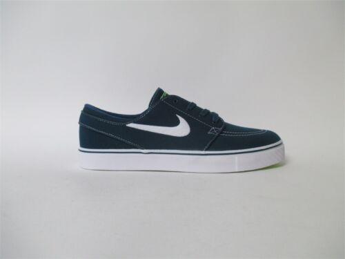Nike Volt Blanc 8 Midnight Stefan 317 Turquoise Janoski SB 615957 Sz rqxYFAar