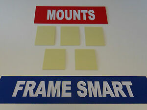 Frame-Smart-pack-of-10-self-adhesive-mount-board-size-A4
