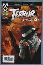 Terror Inc Apocalypse Soon 2 2009 Marvel Max Comics