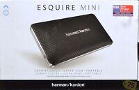 Harman Kardon Esquire Mini Black Portable Wireless Speaker / Conf System
