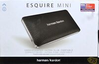 Harman Kardon Esquire Mini Black Portable Wireless Speaker / Conf System