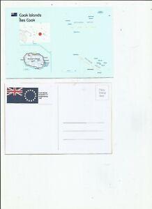 Aimable Cook Islands Carte Postale-afficher Le Titre D'origine Pour Convenir à La Commodité Des Gens