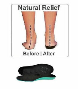 Children's Orthotic Insoles, Arch