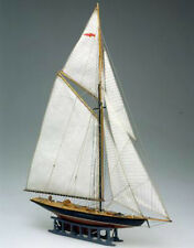 "Beautiful, Mini Wooden Model Ship Kit by Mamoli: the ""Britannia"""