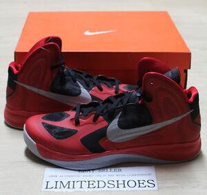 Nike Hyperfuse Red Lightning Black  eefcd5f0f