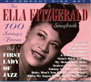 Ella Fitzgerald - SongBook (Box Set, 1996)