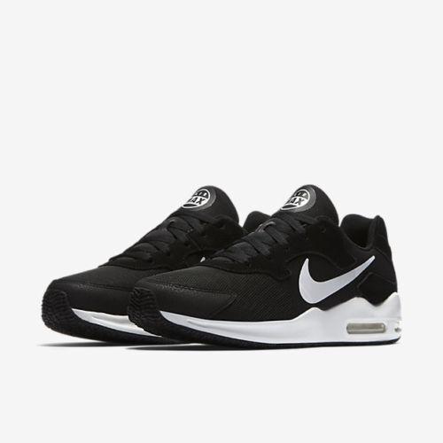 Men's Nike Air Max Guile fonctionnement chaussures noir/blanc