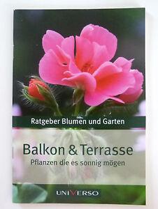 Ratgeber Blumen Und Garten Balkon Terrasse Ebay