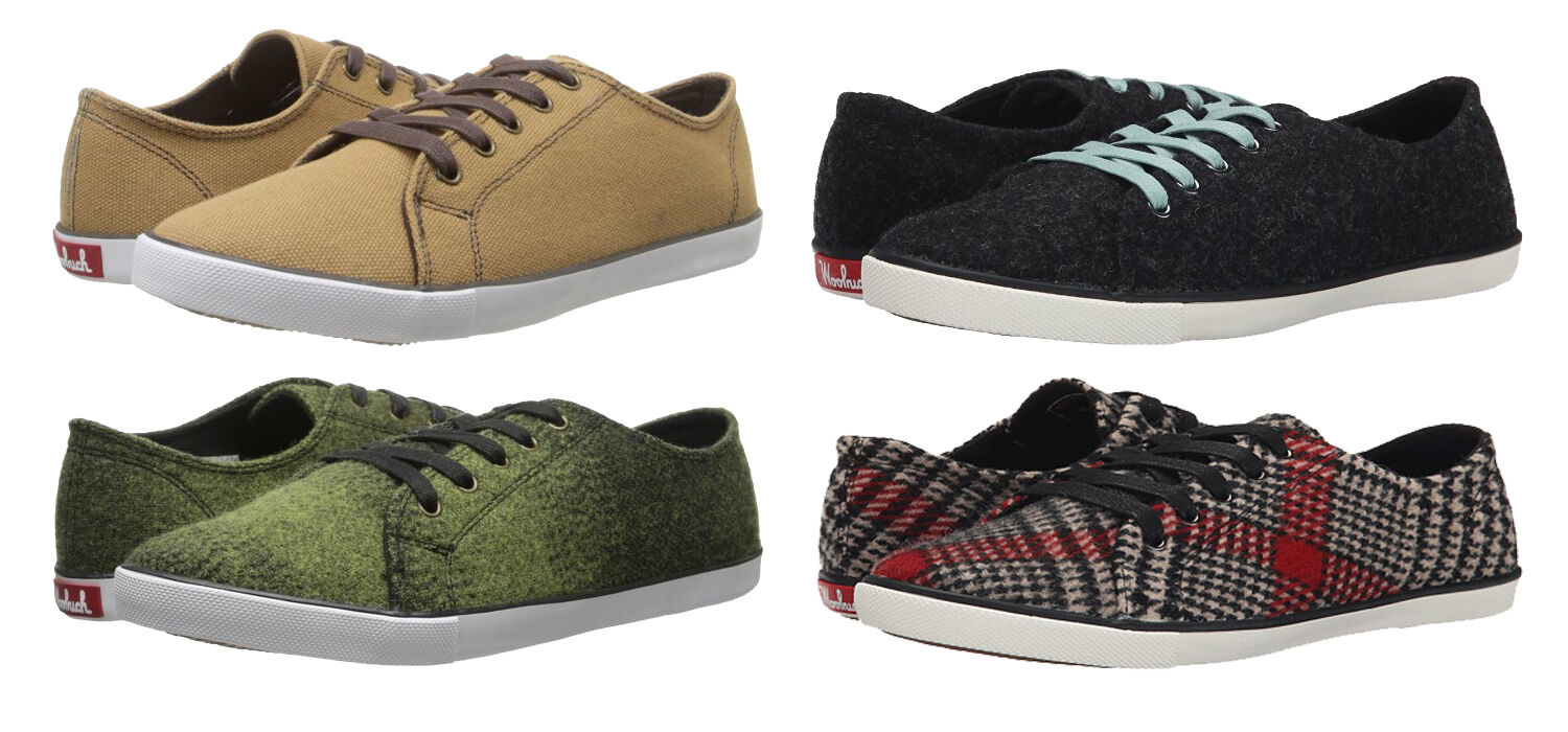 Woolrich Women's Strand Fashion Sneakers, Several Colors