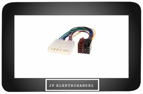 Autoradio ISO Adapter DAEWOO Espero Nexia Polonez