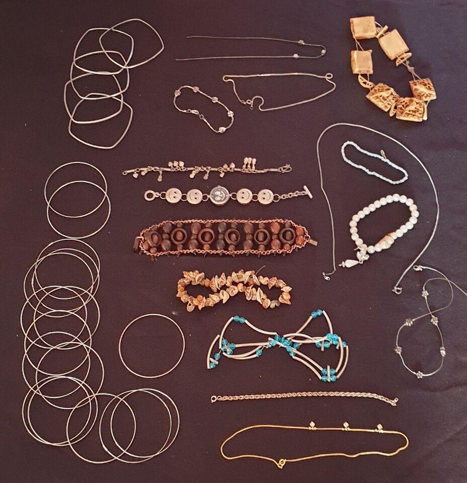 Armbånd, andet materiale, Diverse